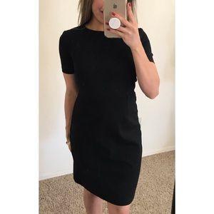 J. Crew Mercantile Short Sleeve Ponte Dress